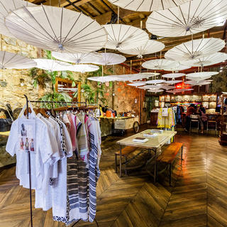 Merchants on Long, le concept store luxe et éthique