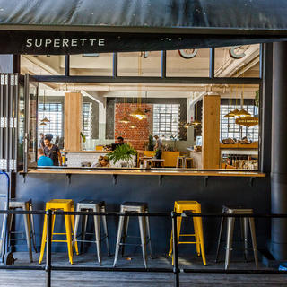 Superette, where the locavores eat