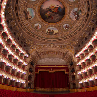 Teatro Massimo Bellini, a crowning tribute to the composer