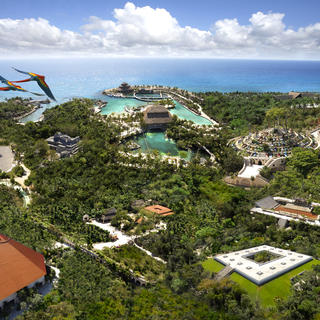 Have fun at Xcaret Eco Park