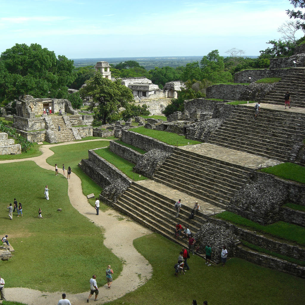 Lose yourself in the Palenque rainforest