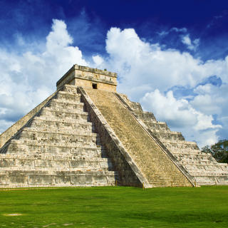 Visit Chichen Itza's archaeological dig