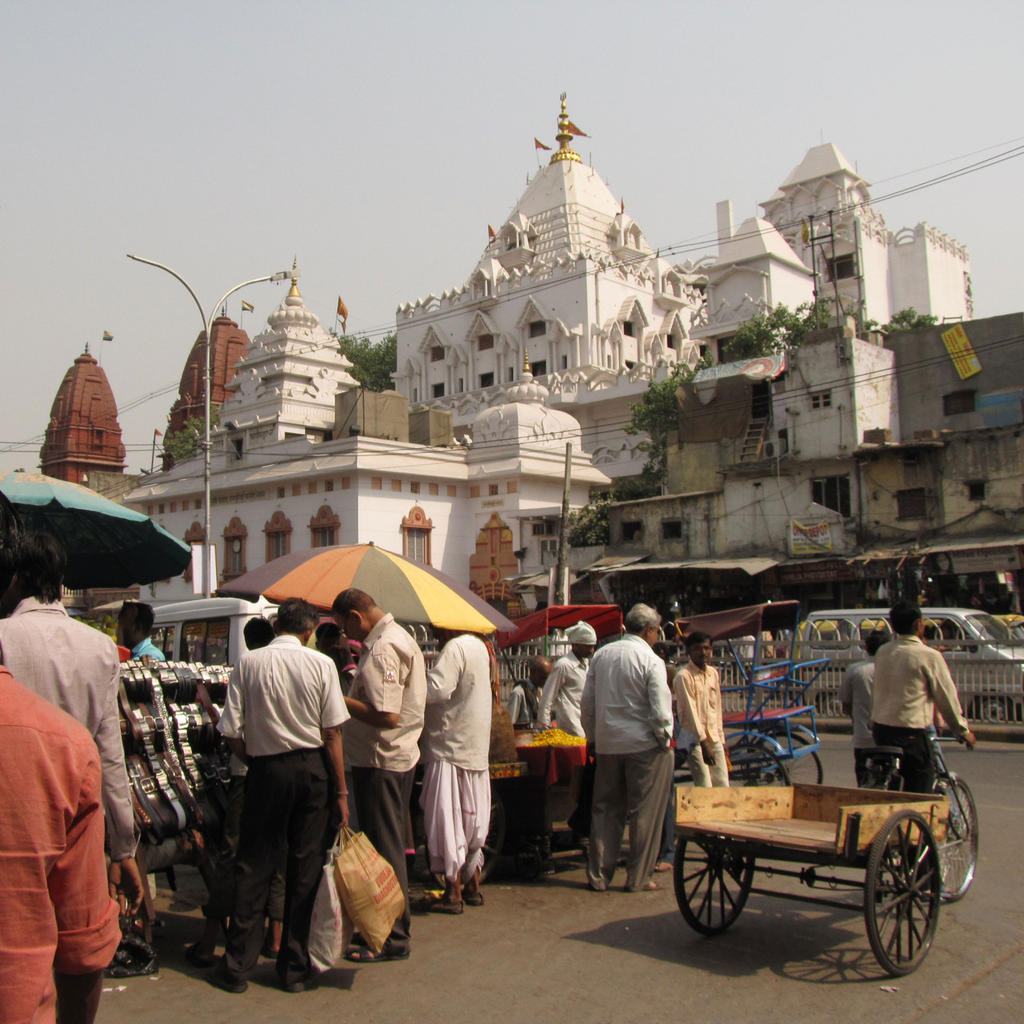 Chandni Chowk: temple of street food