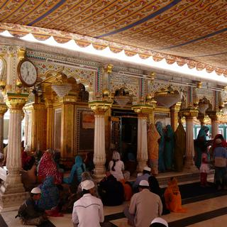 Nizamuddin Dargah, the origins of Indian Sufism