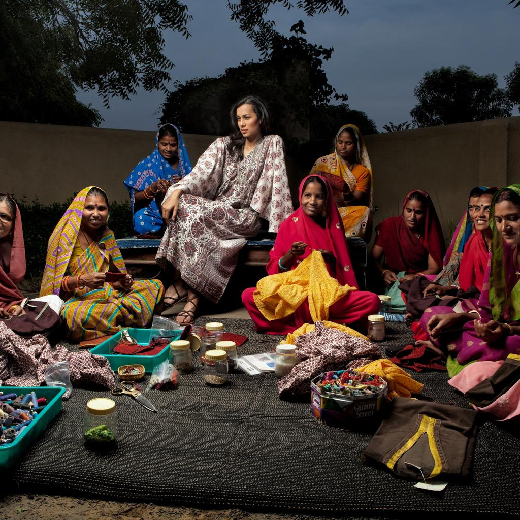 Fabindia, Anokhi, Kashmir Loom: the feel of India