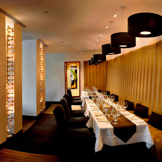 Indian Accent: possibly the best Indian restaurant in the city