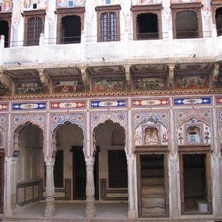 Shekhawati, an endangered open-air museum