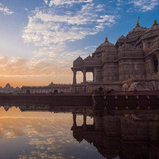 Akshardham Temple: temple of excess