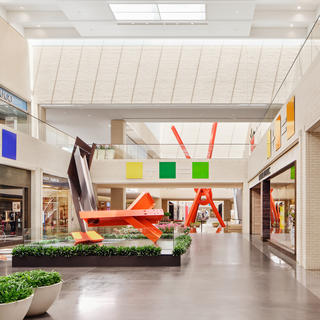 NorthPark Center: where shopping meets art