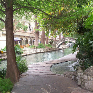 "San Antonio, the ""Little Venice"" of Texas"