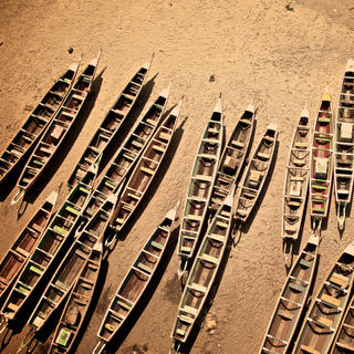 Soumbédioune: a little fishing neighbourhood in Dakar