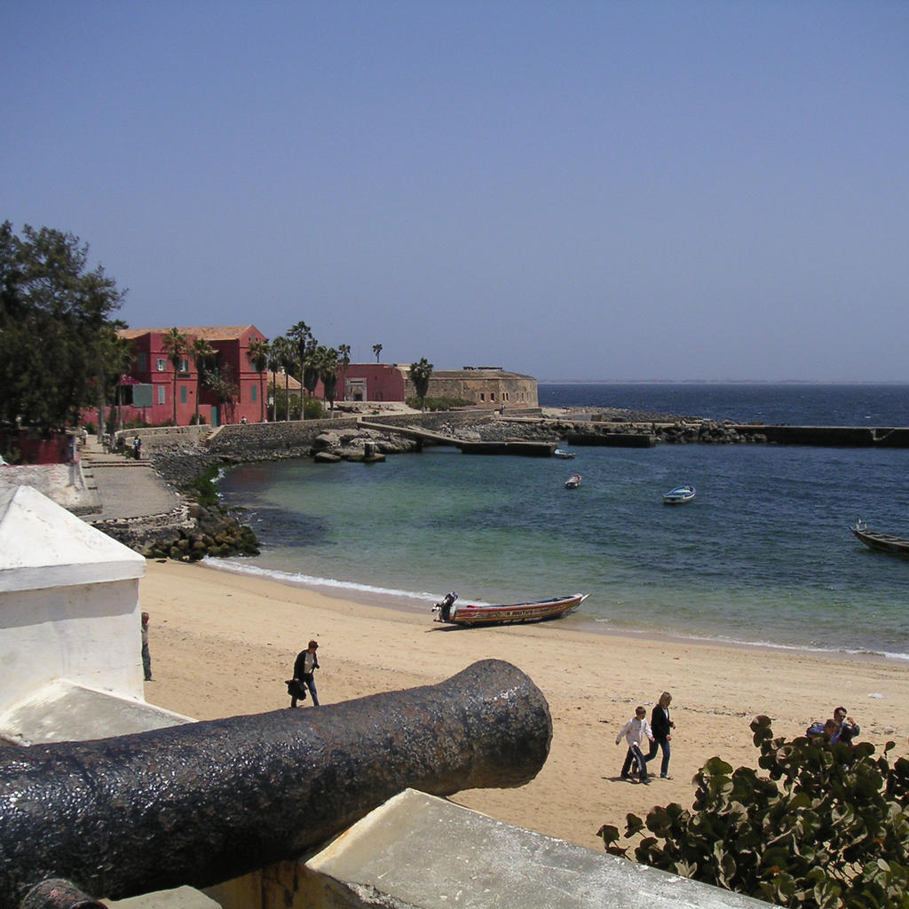 Gorée Island: memories of a time of slavery
