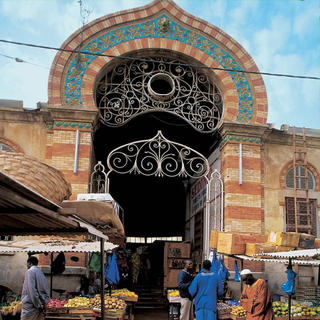 In Dakar, markets are everywhere