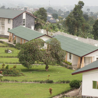 Buea Mountain Hotel: a country lodge