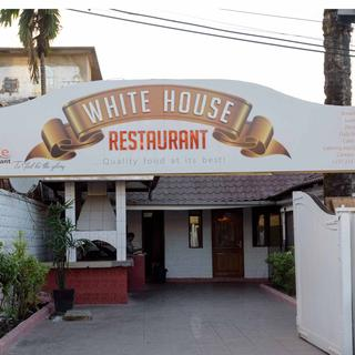 The White House Restaurant asserts itself in red