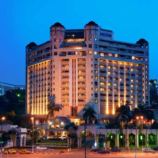 Hilton: international style in Yaoundé
