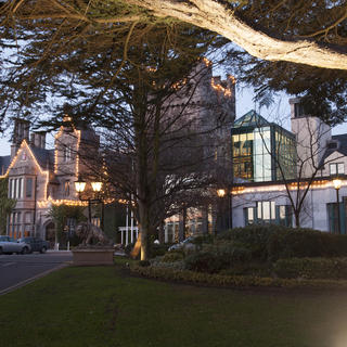 Clontarf Castle Hotel: the most modern castle hotel in Ireland