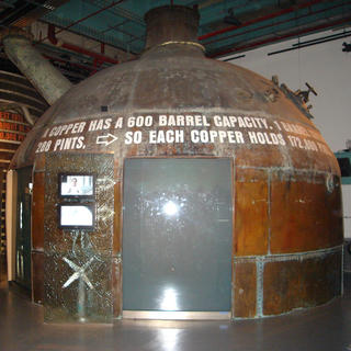 The Guinness Storehouse, or the temple of beer to the strains of a golden harp