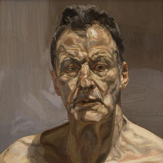 Lucian Freud at the IMMA