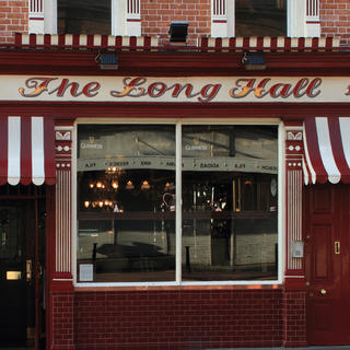 The Long Hall: beer-drinking in a Victorian atmosphere