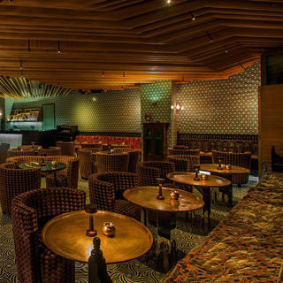 Moroccan cuisine at Almaz by Momo