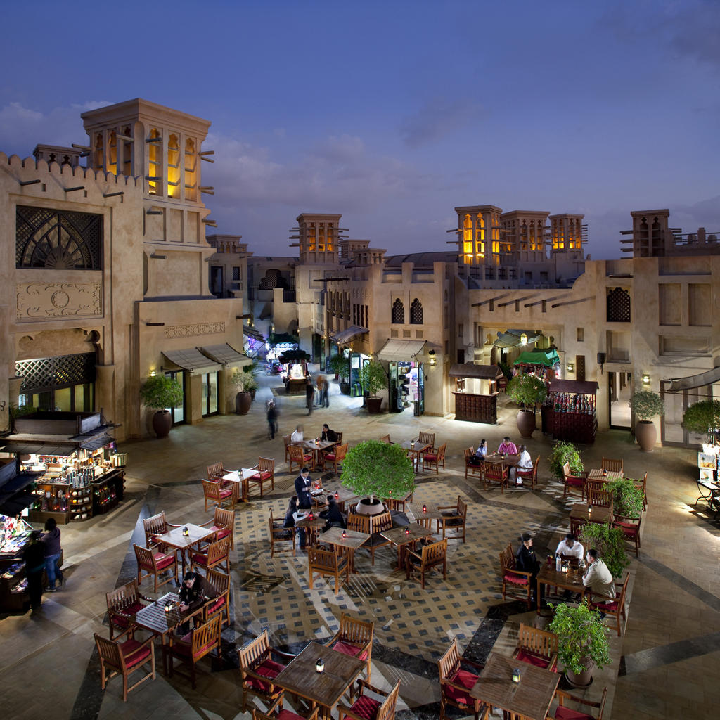 The Souk Madinat Jumeirah: at once ancient and modern