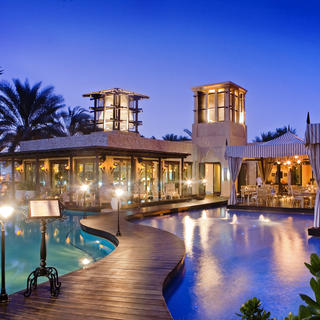 The most luxurious resort in Dubai