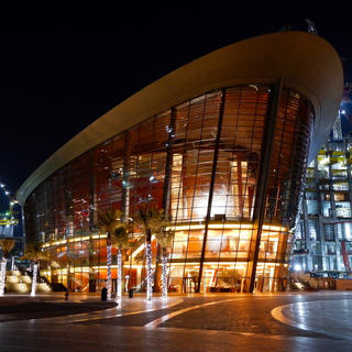 Discover the Dubai Opera by Janus Rostock