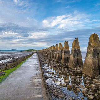 Cramond, an isle of mystery