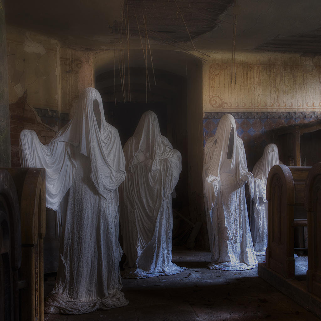 In pursuit of ghosts and other macabre spirits
