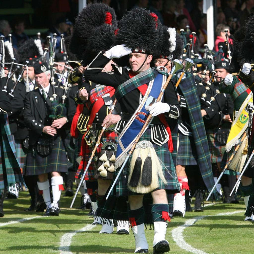 Braemar Gathering with Her Majesty the Queen