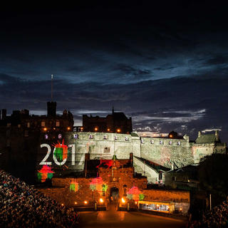 Le Royal Edinburgh Military Tattoo 2018