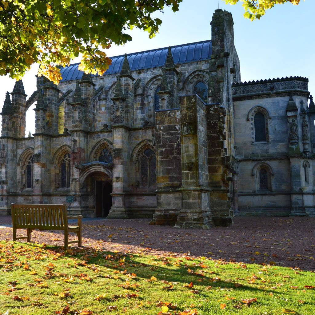 Rosslyn Chapel: the Templar legend