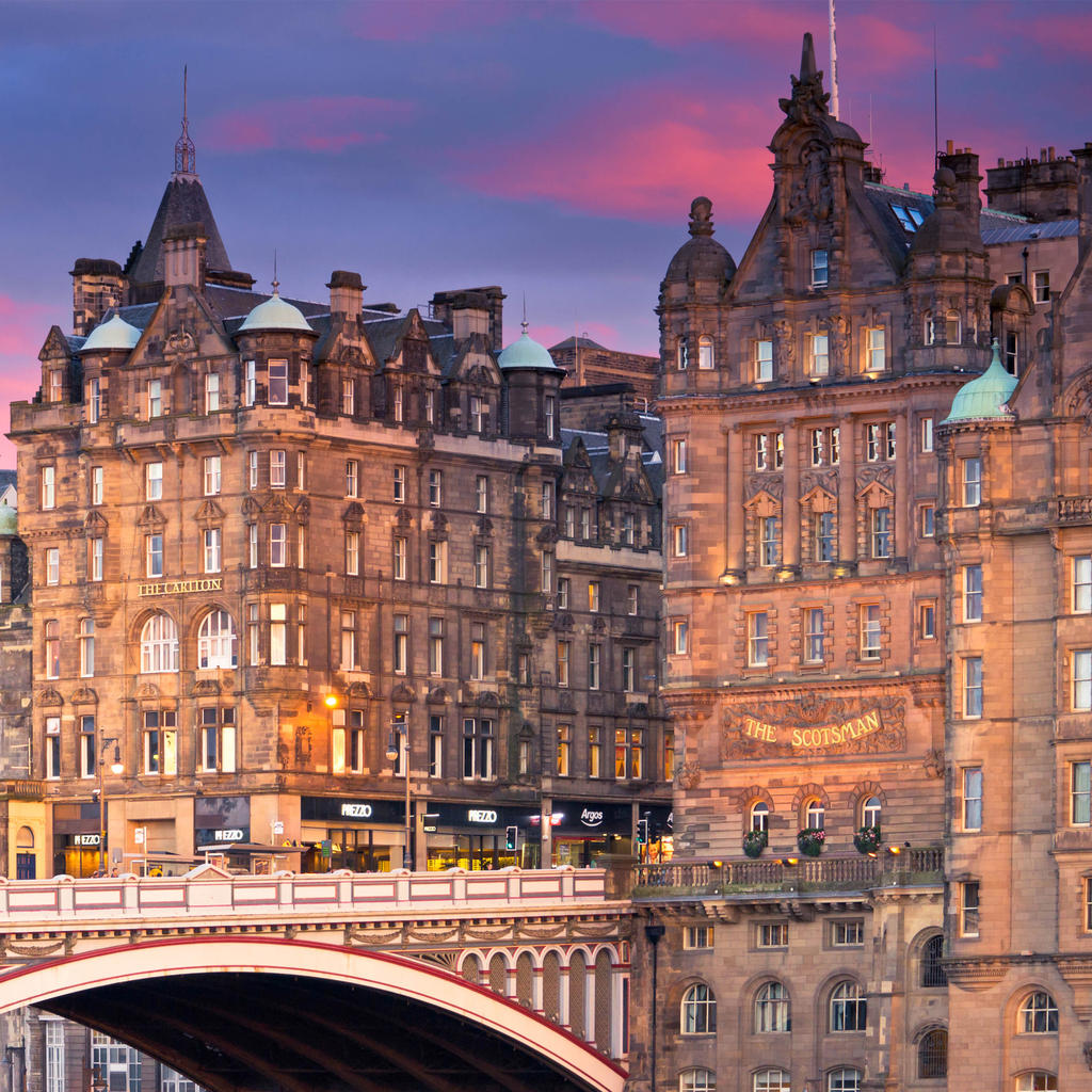 The Scotsman: a hotel in the heart of tradition