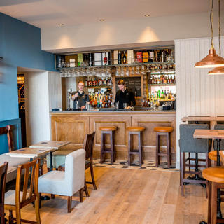 The Scran and Scallie, Edinburgh's reference gastro-pub