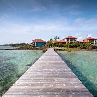 Cap Est Lagoon Resort & Spa: east coast luxury