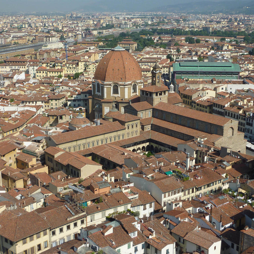 The Festa di San Lorenzo