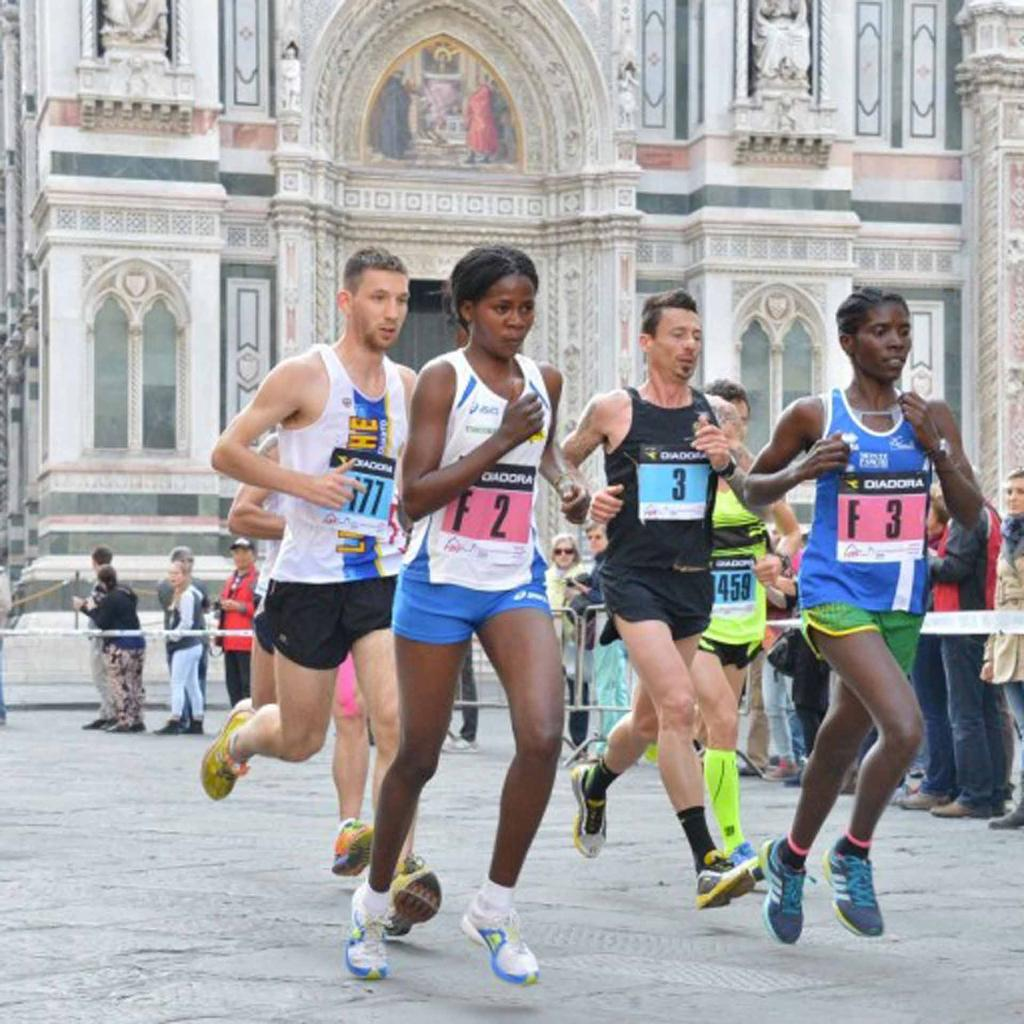 The Florence Marathon: sport and emotion