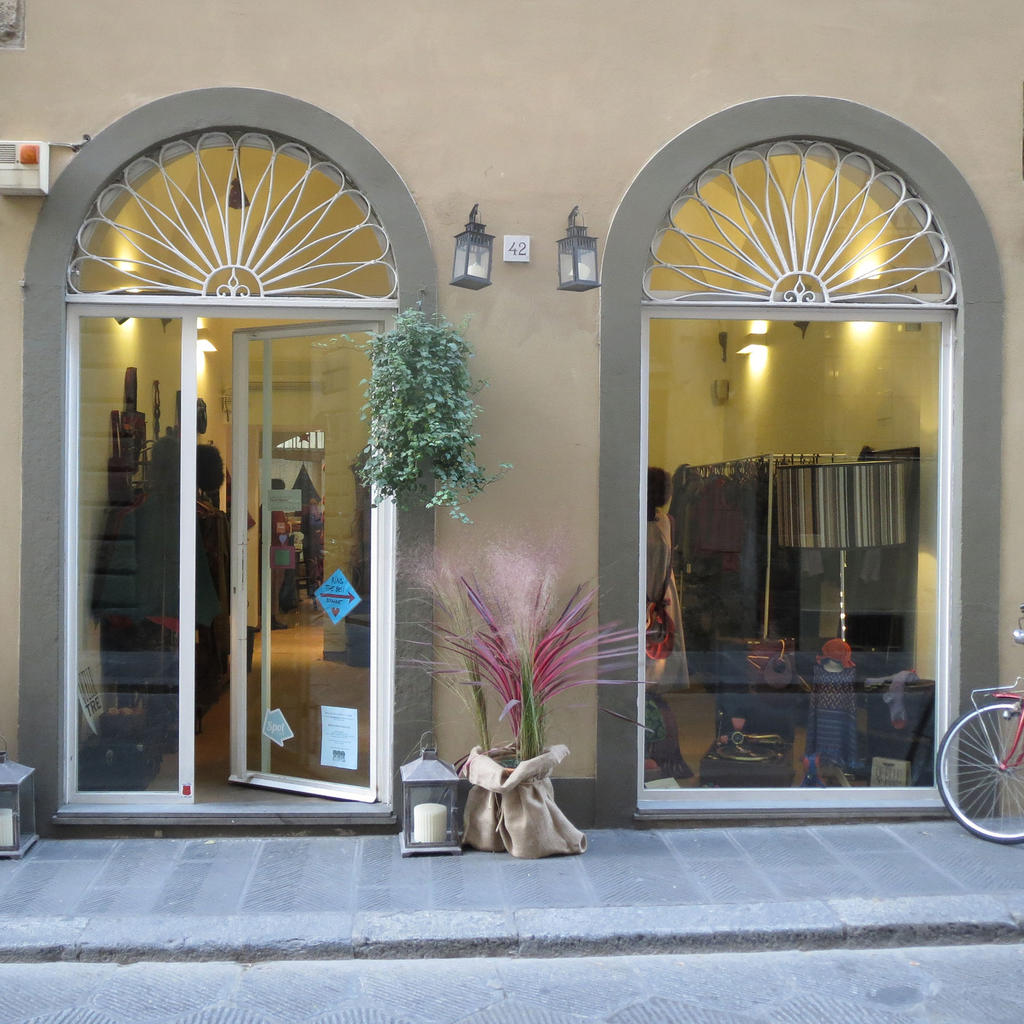 Quelle Tre: a 'not-fashion' shop run by three very chic sisters