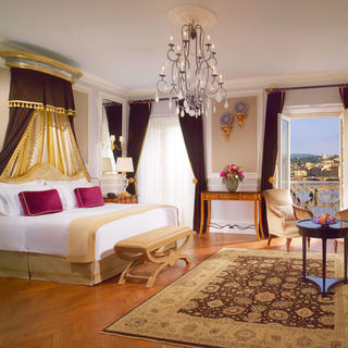 The St. Regis Florence, difficile de faire plus luxueux