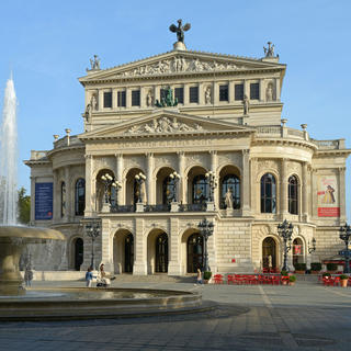 Frankfurt's opera traditions are second to none