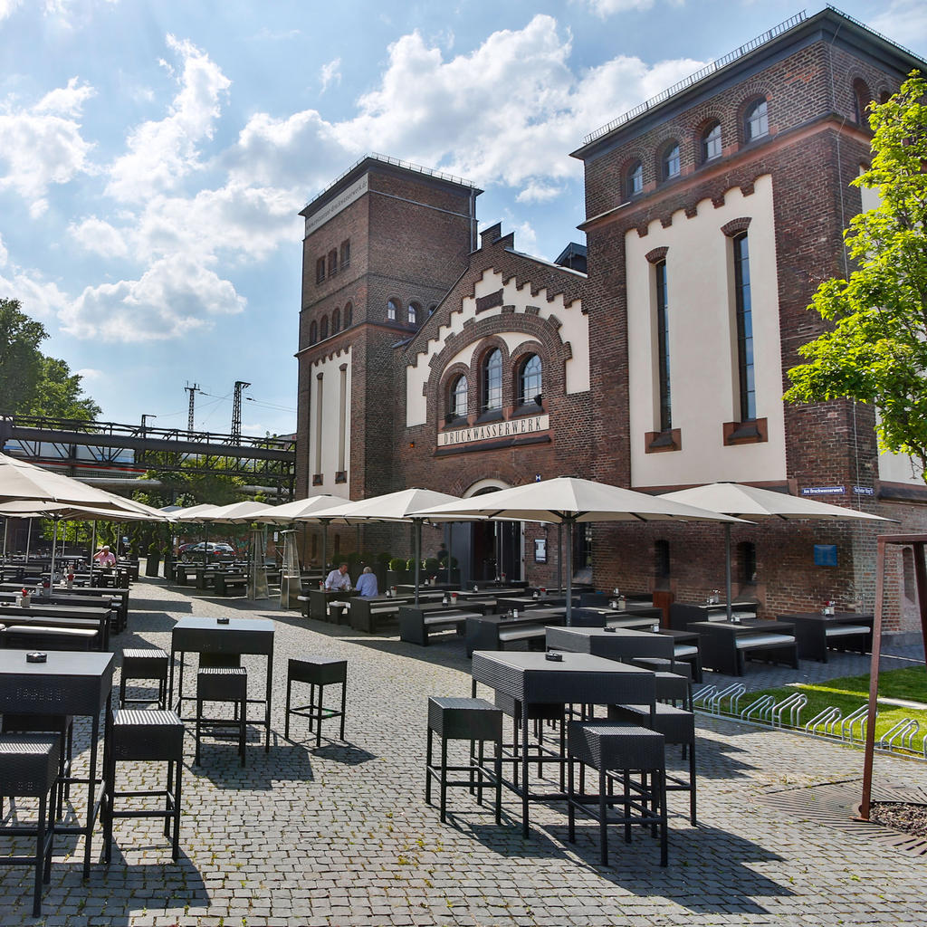 Druckwasserwerk: an exceptional dining spot in a former water tower