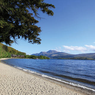 Picnic at Loch Lomond