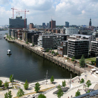HafenCity: the district of the future