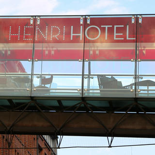 Henri Hotel: like spending the night at a friend's