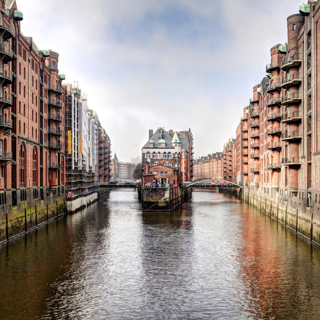 Speicherstadt: the Hamburg district newly classified by UNESCO