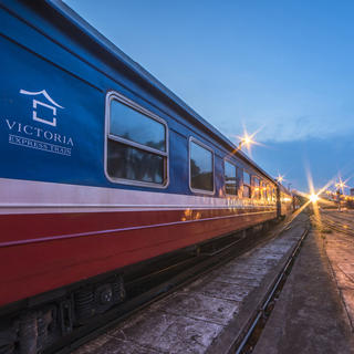 The Victoria Express Train is a memorable journey through time