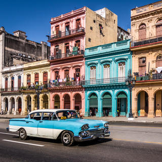Travel notebook: Cuba, island of treasures
