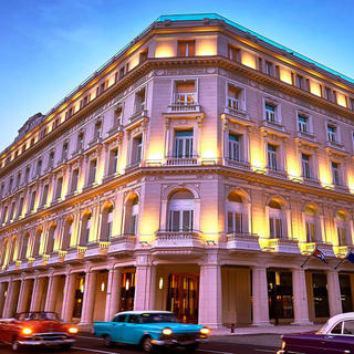 Gran Hotel Manzana, in the heart of Old Town Havana