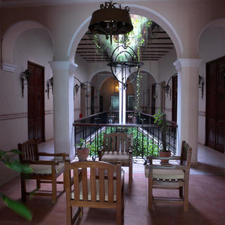 Hotel Los Frailes: a sacred cocoon